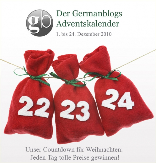 Germanblogs Adventskalender