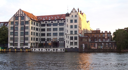 Restaurant an der Spree